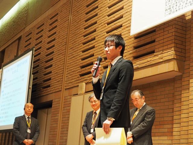 情報メディア学専攻 島川さんが「デジタル・フォレンジック優秀若手研究者表彰」を受賞
